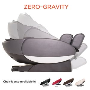 Novo XT Ultra High Performance Zero-Gravity Massage Chair zero gravity