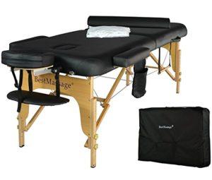 """2.5"""" Massage Table Portable Facial SPA"""