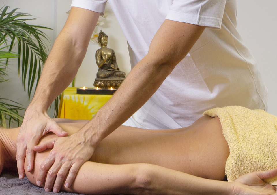 Deep Tissue Massage vs. Swedish Massage